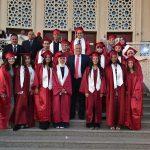 Graduation Ceremony of 2017 & 2018